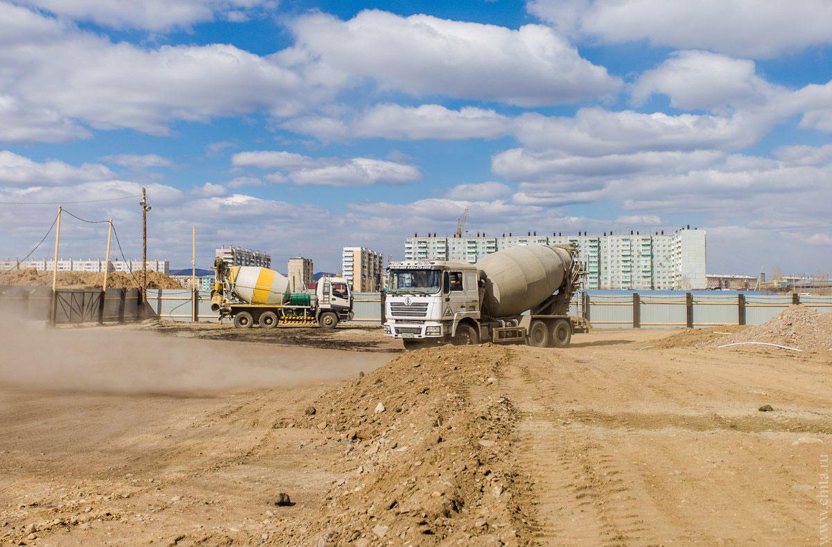 Бетон 75 чита смесь для ремонта бетонного пола склада